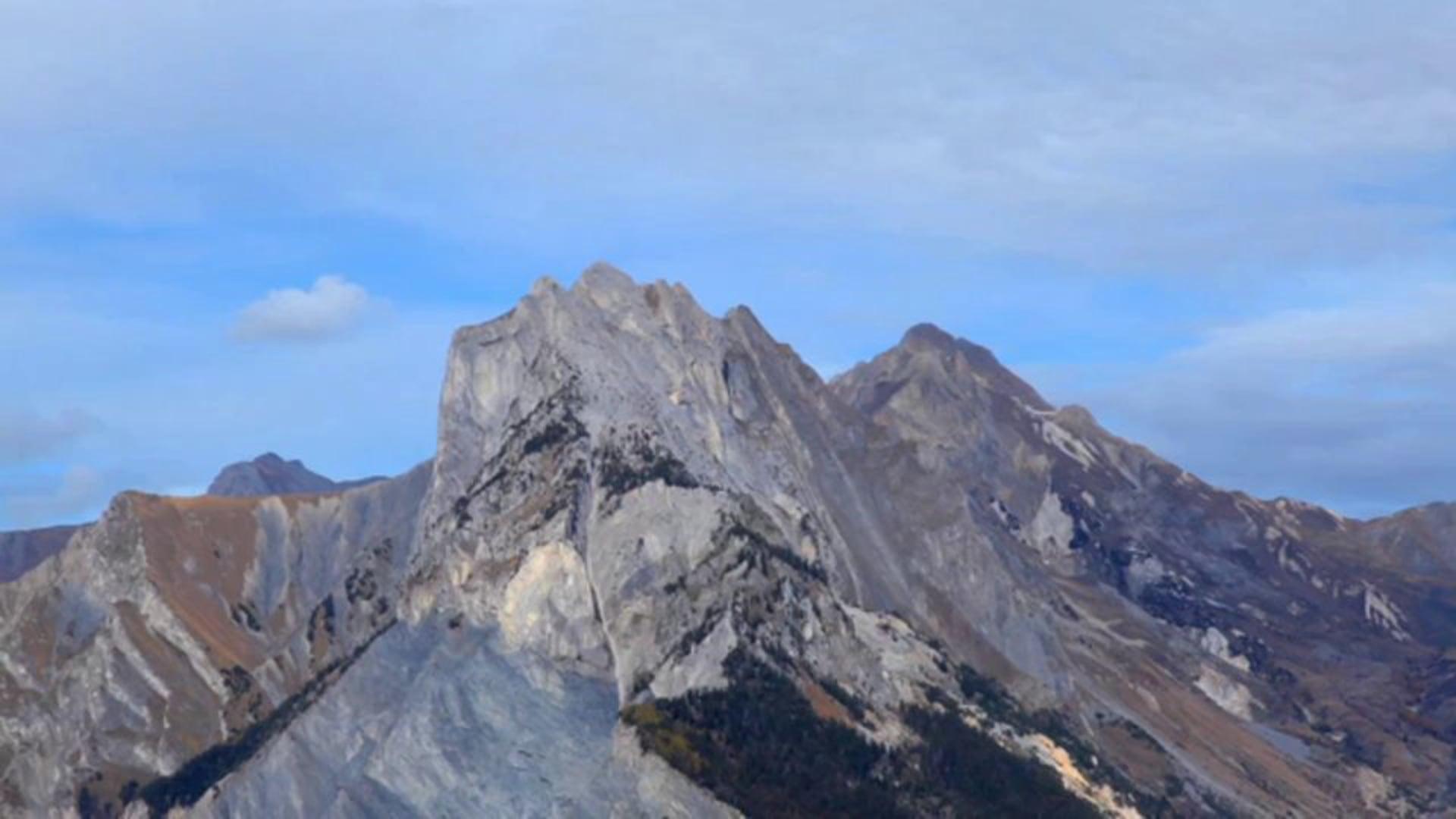 Savoie – La Maurienne et le Fort du Télégraphe – Pierre