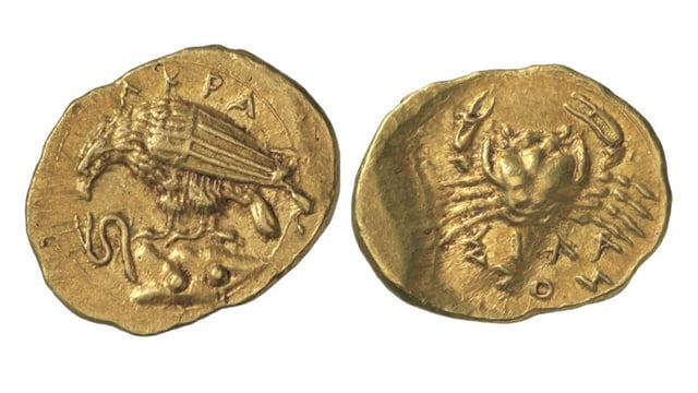 Akragas 406 vor Christus
