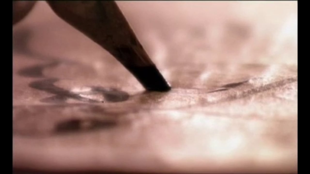 8d. Caligraphy