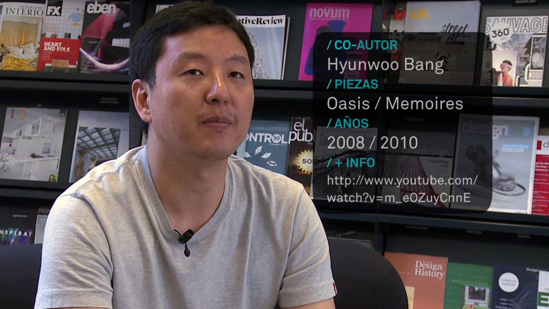 Yunsil Heo (I/O/I Expo)