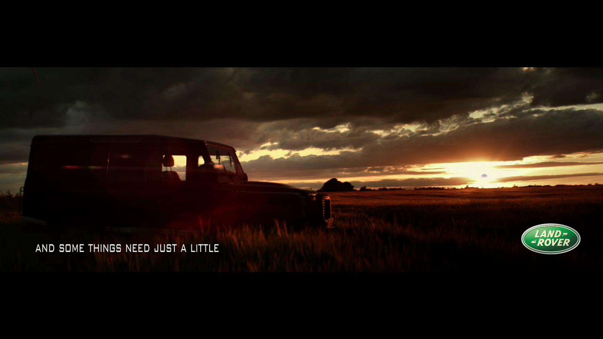 Land Rover - Change