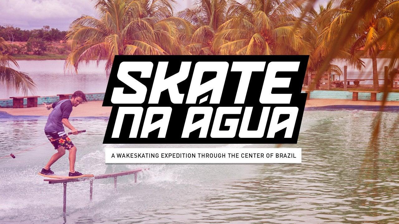 Skate na Água - Full Movie (Subtitled)