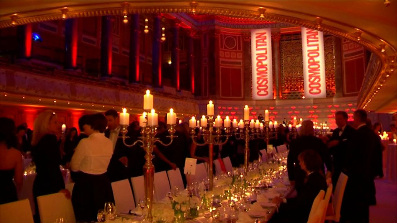 Prix de Beauté 2014 - Dinner