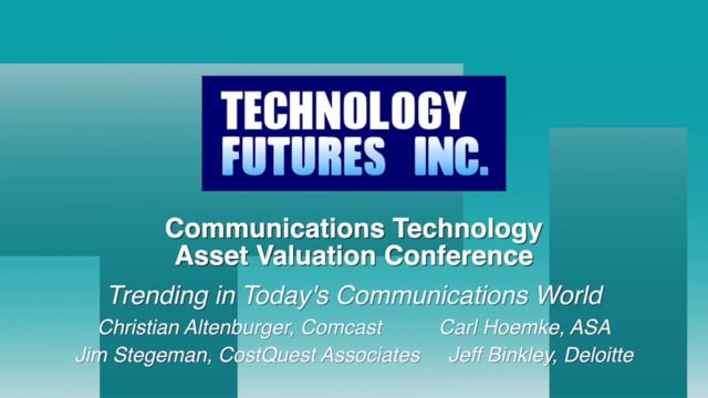 Panel 8 - Trending in Today's Communications World
