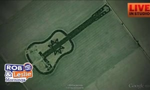 Guitar From the Sky