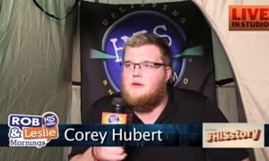 Corey Hurbert's #HISstory