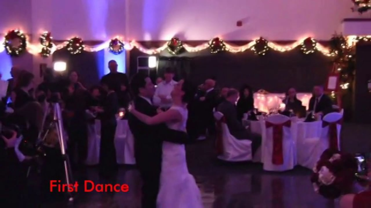 Craig and Ashleigh's Erie Wedding Wedding Reception