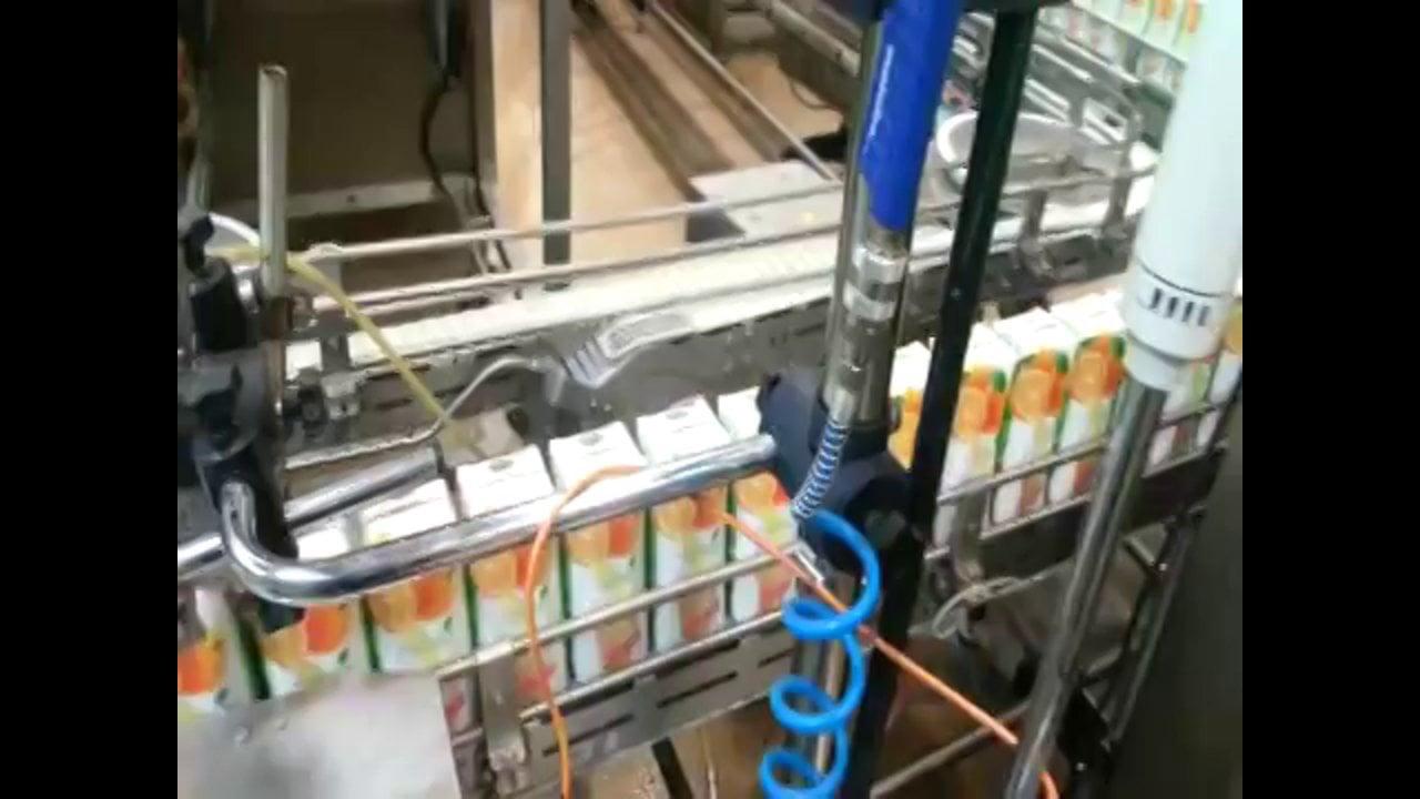 Citronix Vruchtensap pakken coderen