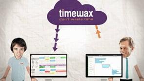 Timewax stop motion explainer video