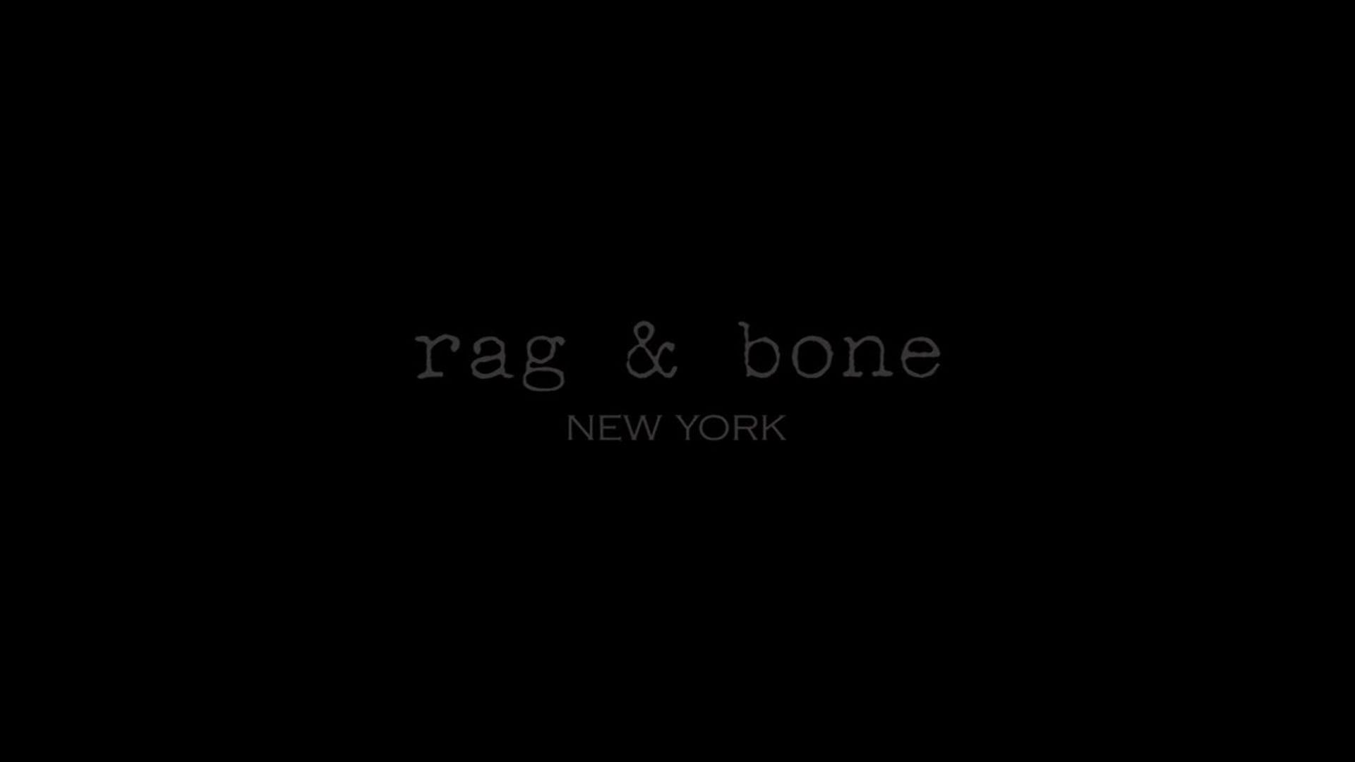 Rag + Bone 'NYC Fashion'