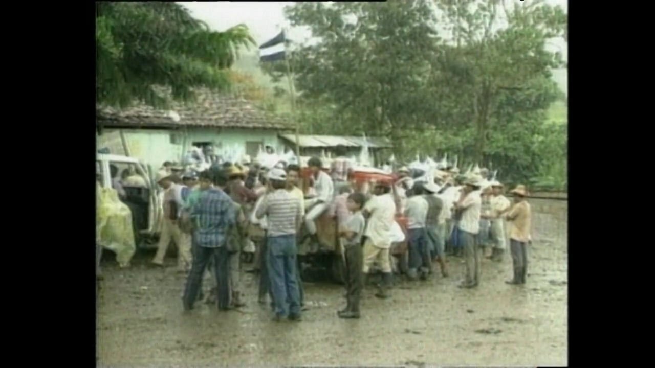 THE FLEY FAMILY , Elections Nicaragua 1990