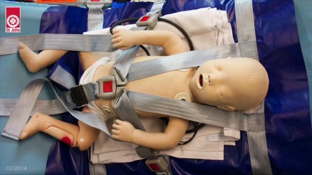 Child Safety Blanket (VIDWKINST003)