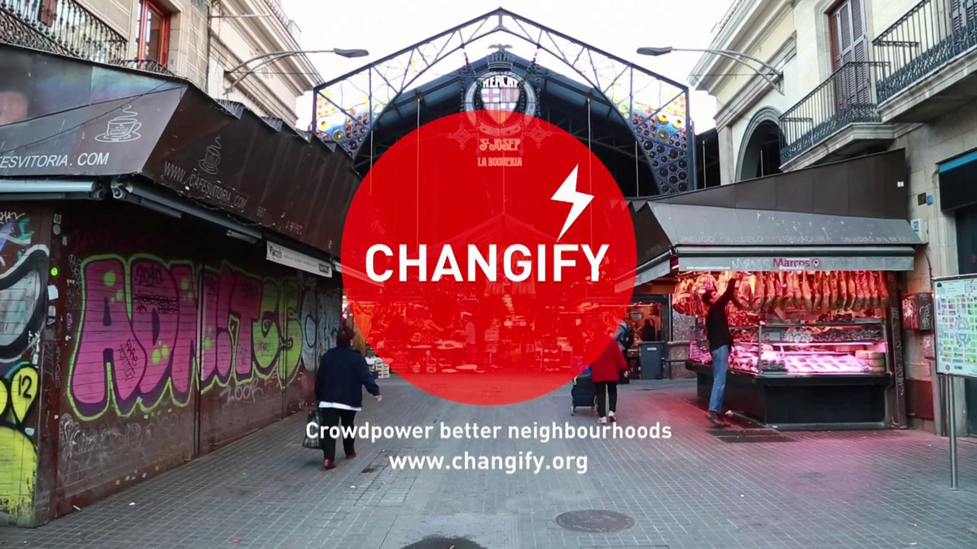 Changify.org / Crowdpower better neighborhoods
