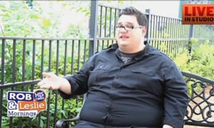 David from Sidewalk Prophets Give us Hope