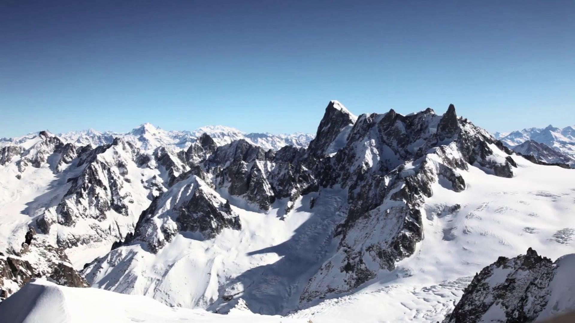 Winter in Rhône-Alpes