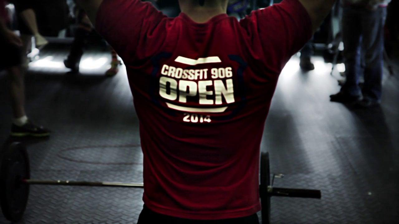 CrossFit 906 Open 14.1