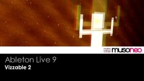 Vizzable, czyli wizuazacje w programie Live 9