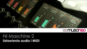 Ustawienia audio i MIDI