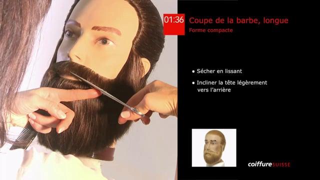 36. Coupe de la barbe (longue)