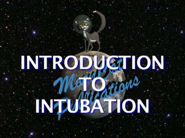 Rent for 1 Week - Introduction to Intubation