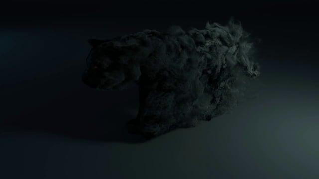 Ghost Dog   Previz
