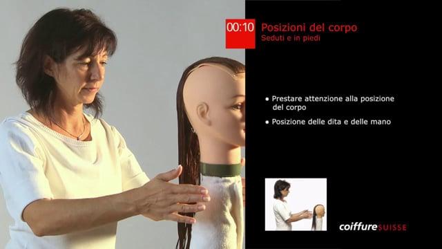 3. Posizione del corpo e postura (seduti e in piedi)