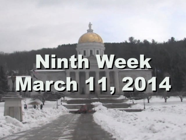 Under The Golden Dome 2014 Week 9
