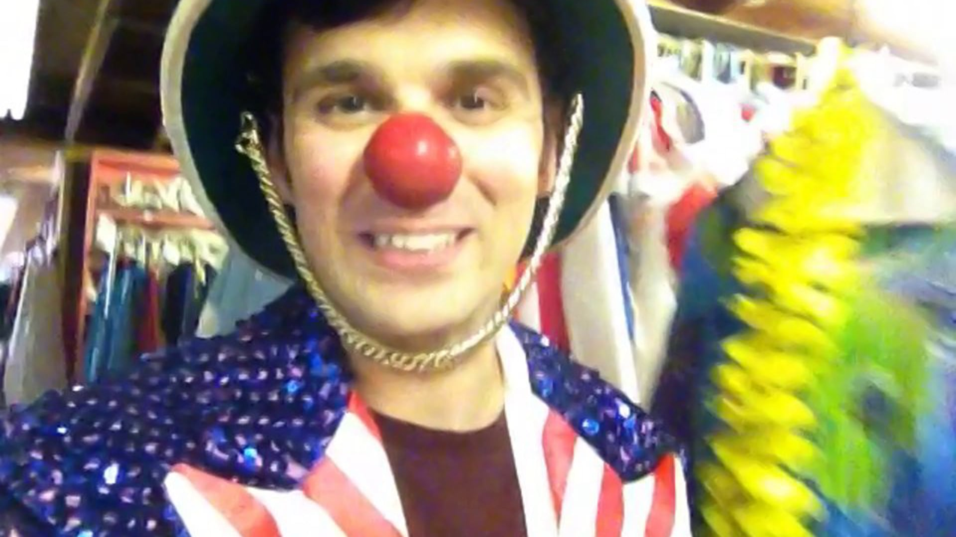 "EST Last Call promo ""Clown Closet"""