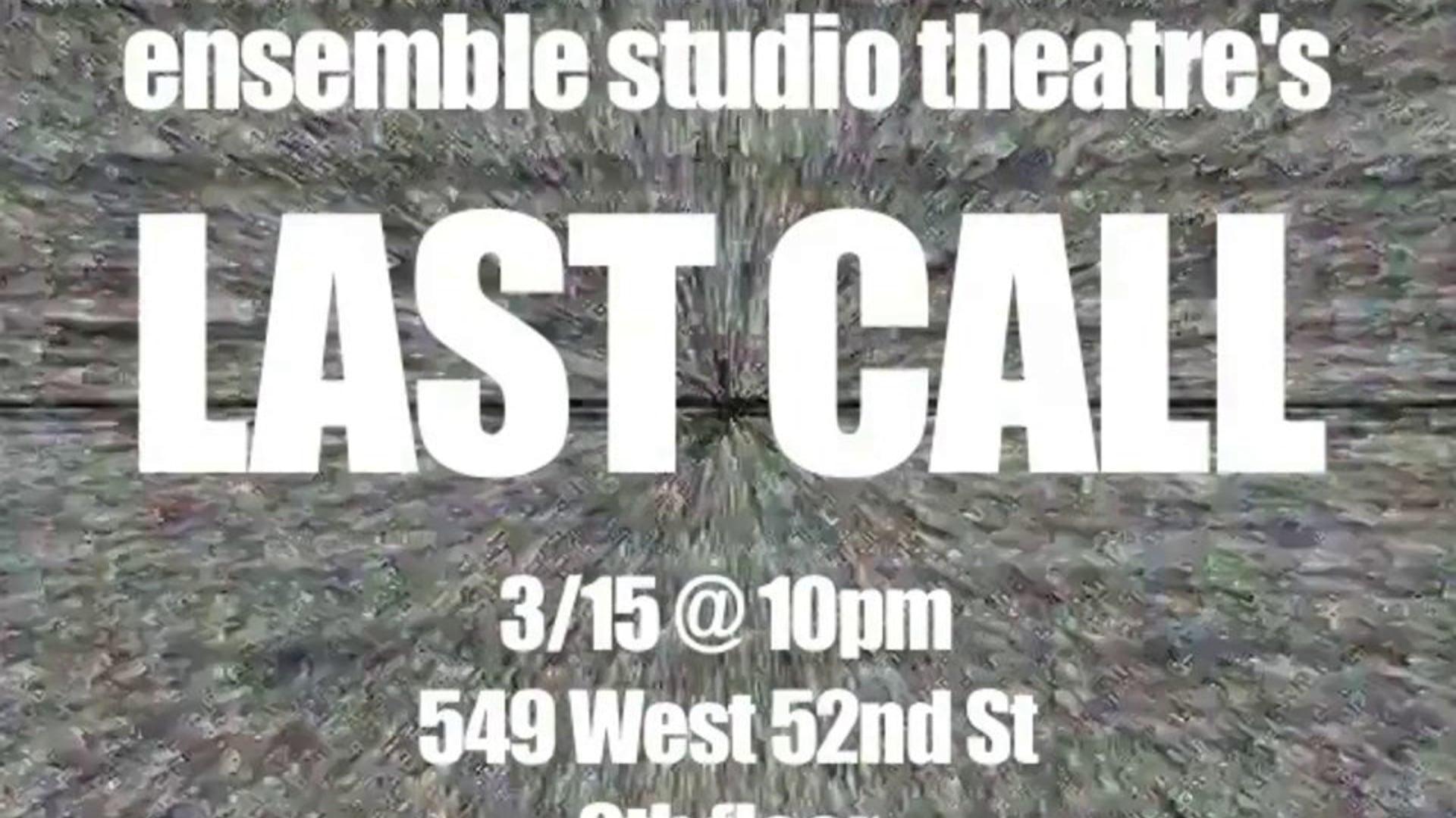 "EST Last Call promo ""Smack Talk"""