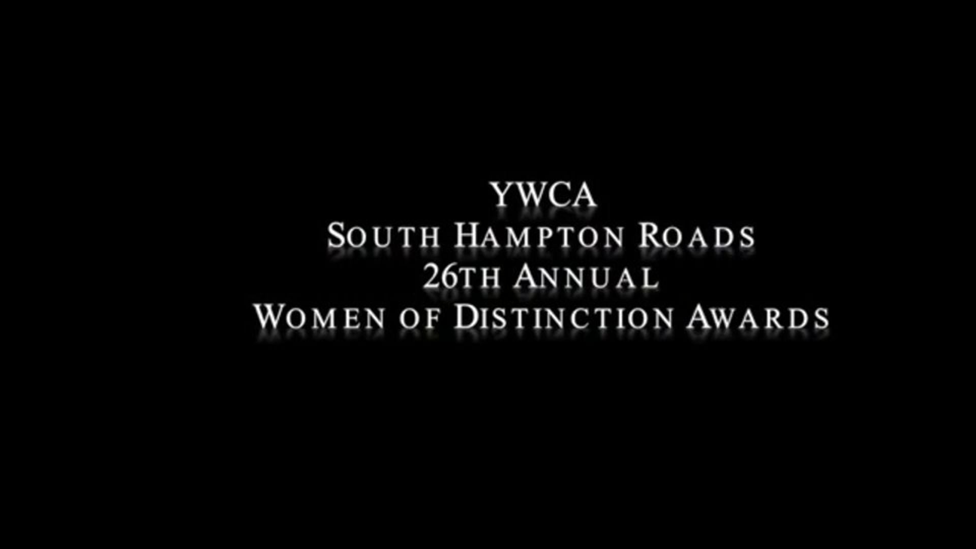 Women of Distinction 2014