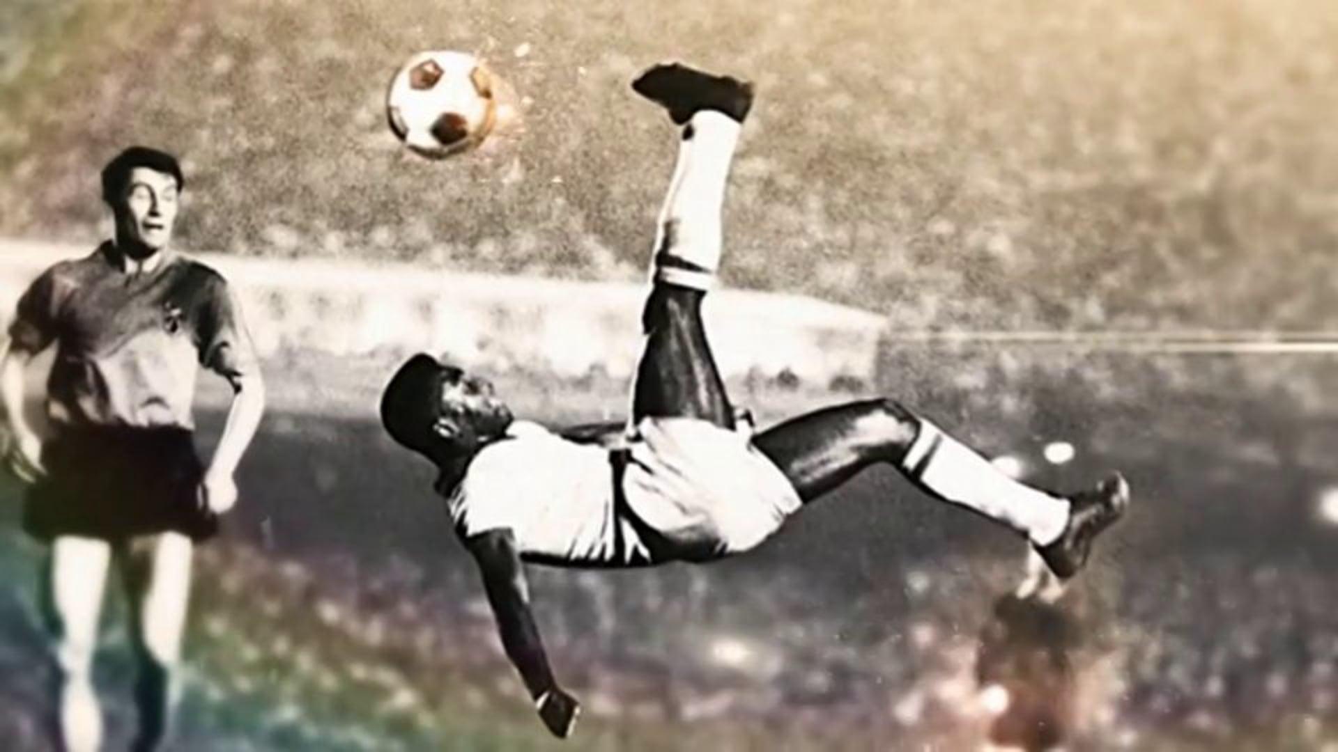 """Pelé: King of Football"" Game Trailer"