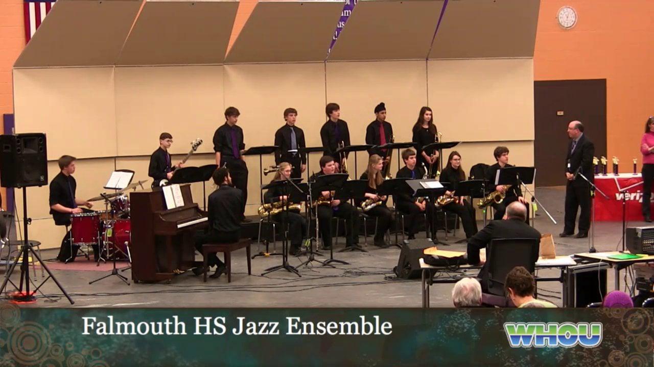 Falmouth HS Jazz Ensemble