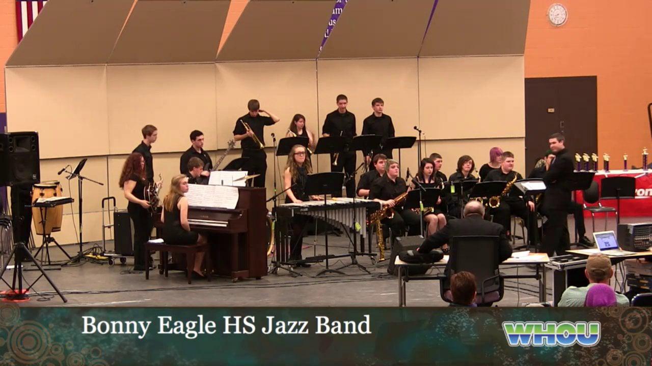 Bonny Eagle HS Jazz Band