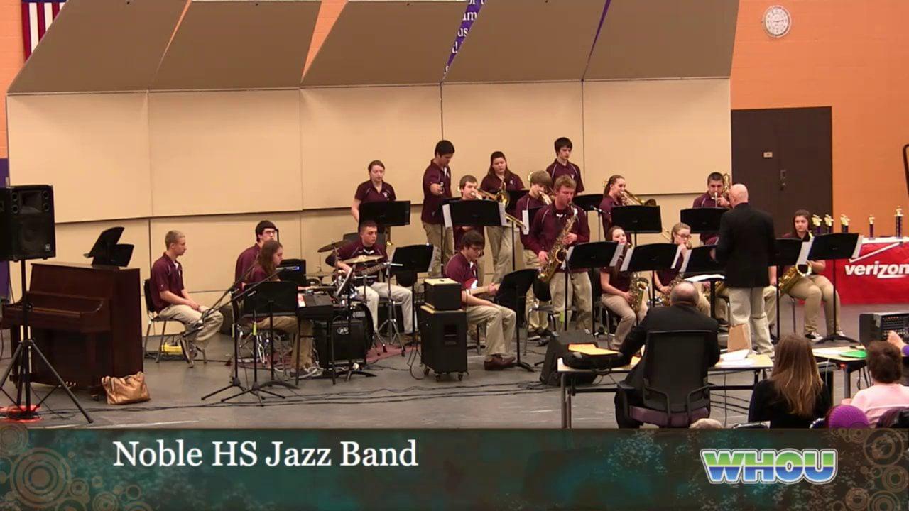 Noble HS Jazz Band