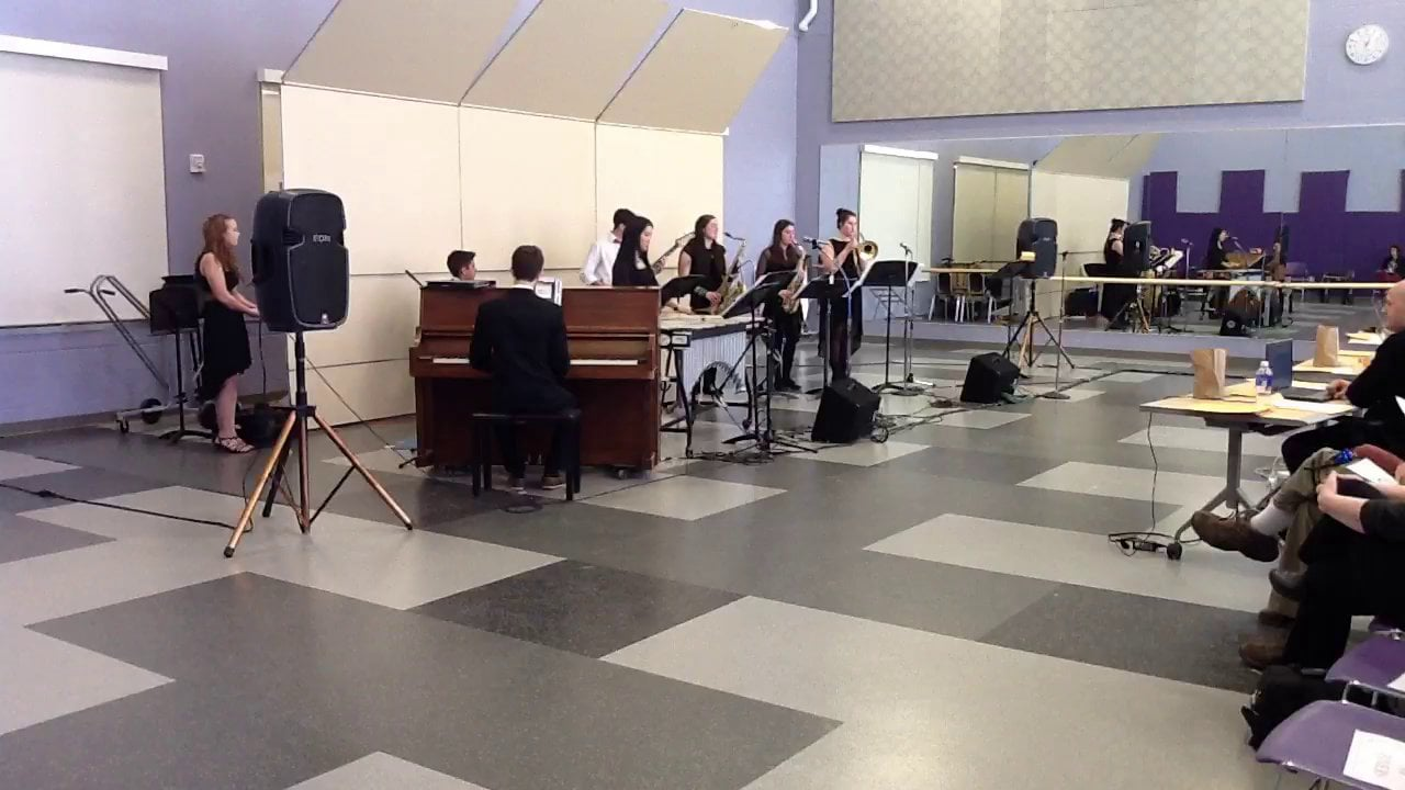 GSA - Ocho - Maine Instrumental Jazz Festival 2014