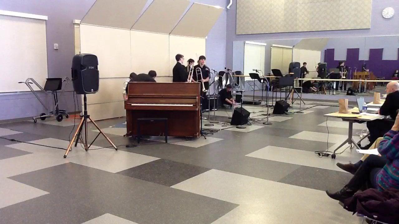 MDI HS - Venetians - Maine Instrumental Jazz Festival 2014