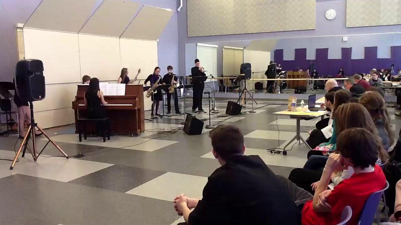 GSA - Resonation - Maine Instrumental Jazz Festival 2014