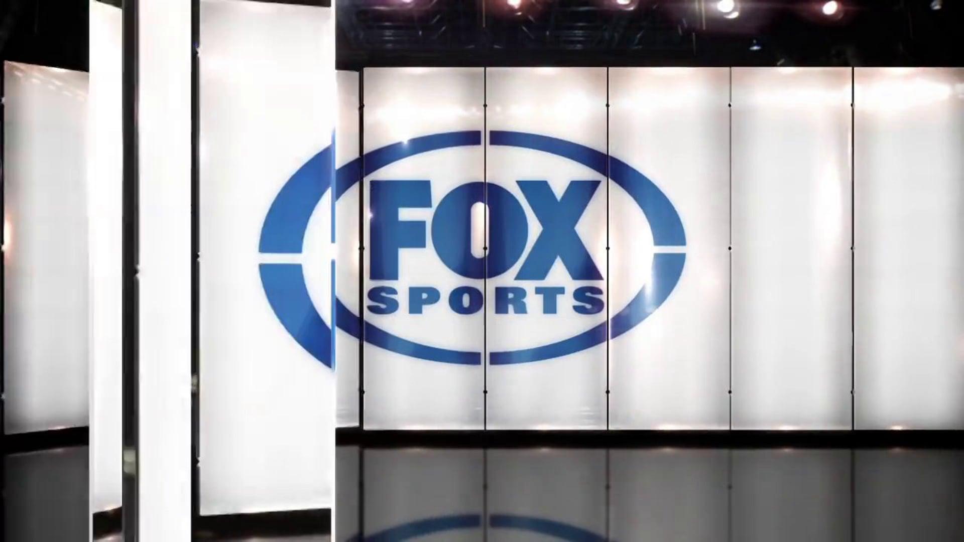 Fox Sports Australia Network Graphics Package