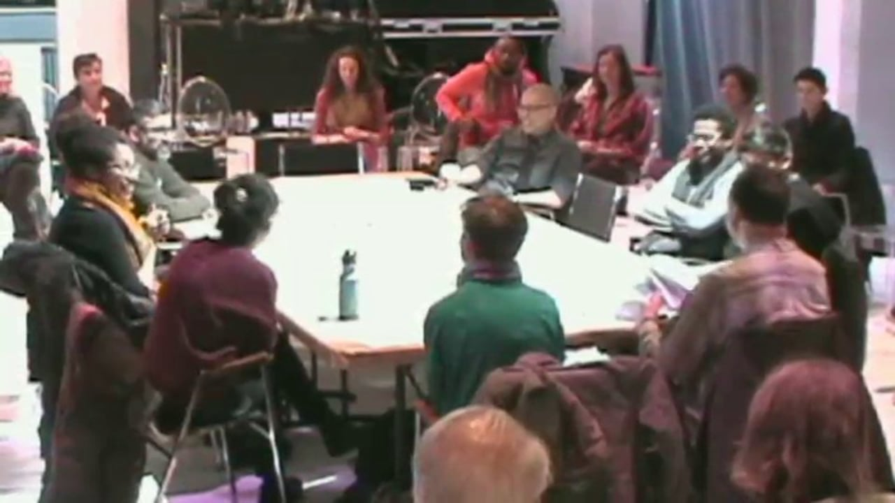 Playwrights In Collaborative Processes