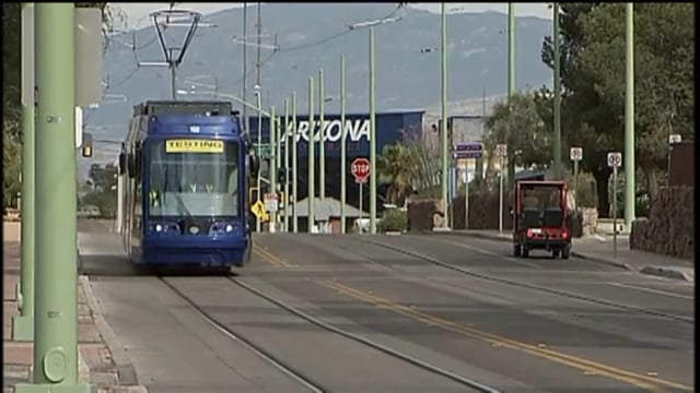 Sun Link Streetcars Make the Rounds