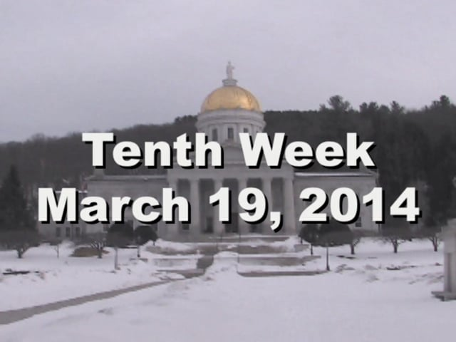 Under The Golden Dome 2014 Week 10