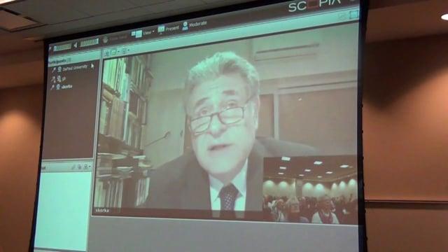 Rabbi Abraham Skorka--The Next Step in the Judeo-Catholic Dialogue