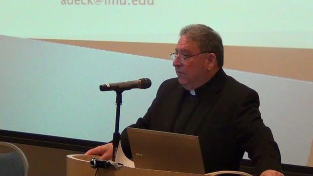 Allan Figueroa Deck, SJ--Understanding Francis: Latin American Roots & Horizons of Church Reform