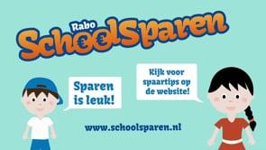Rabobank schoolsparen