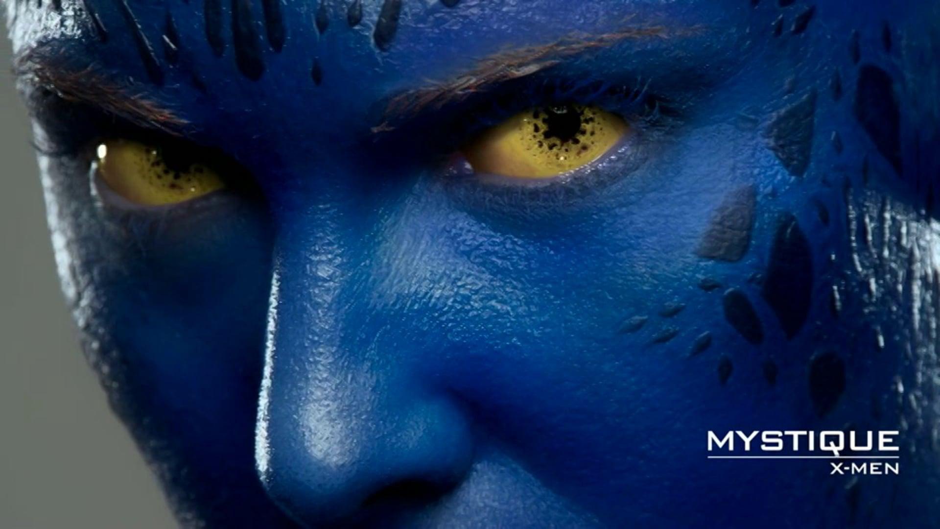 X-Men - Mystique - Carl's Jr. / Hardee's :30