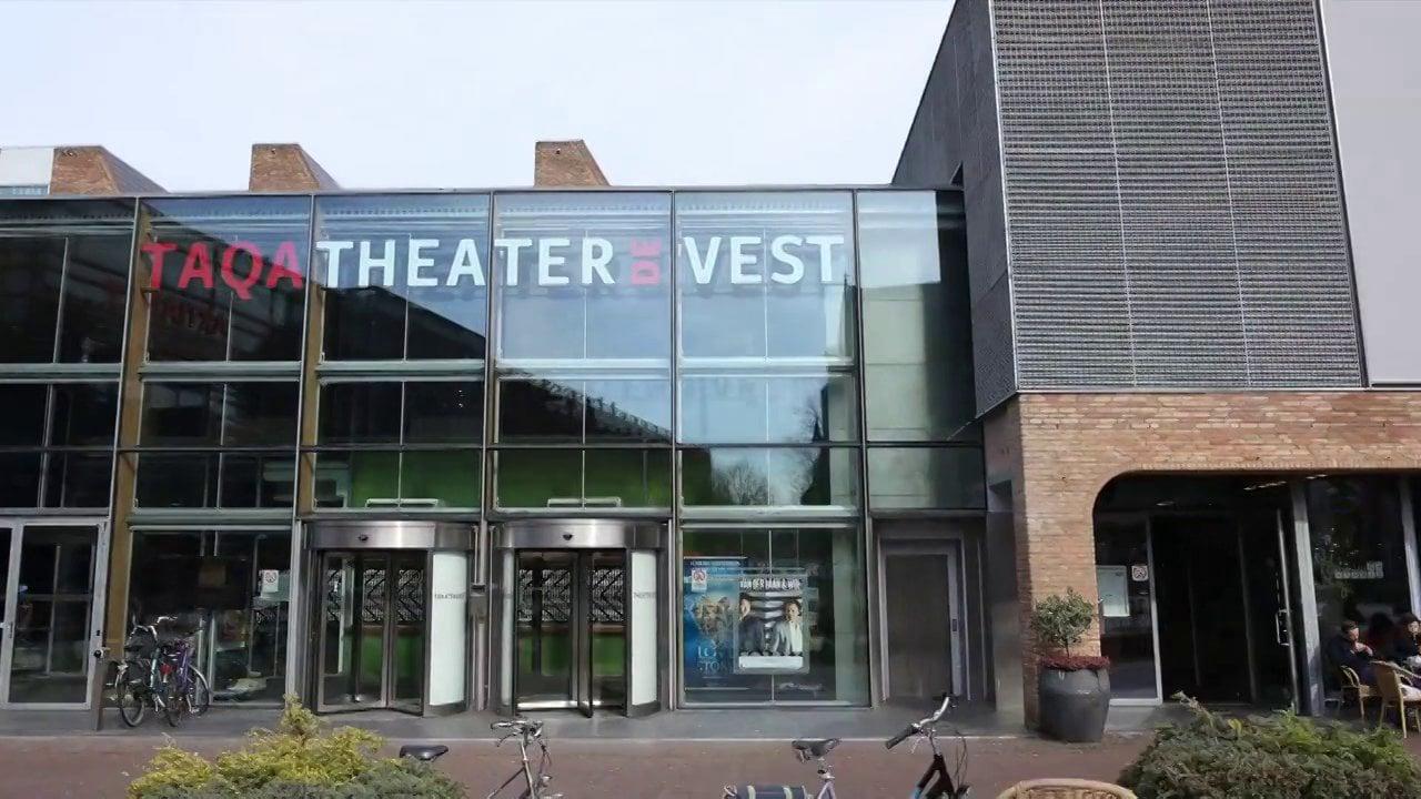 TAQA Theater De Vest - hyperlapse
