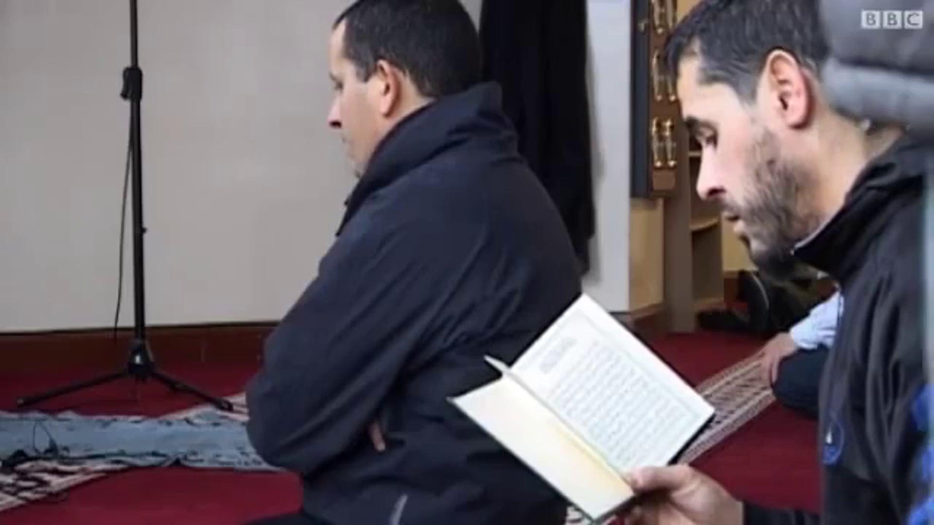 Ahmed Maher, bbc