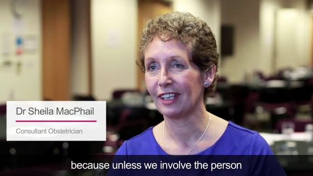 Viewpoint – Sheila MacPhail, Consultant Obstetrician