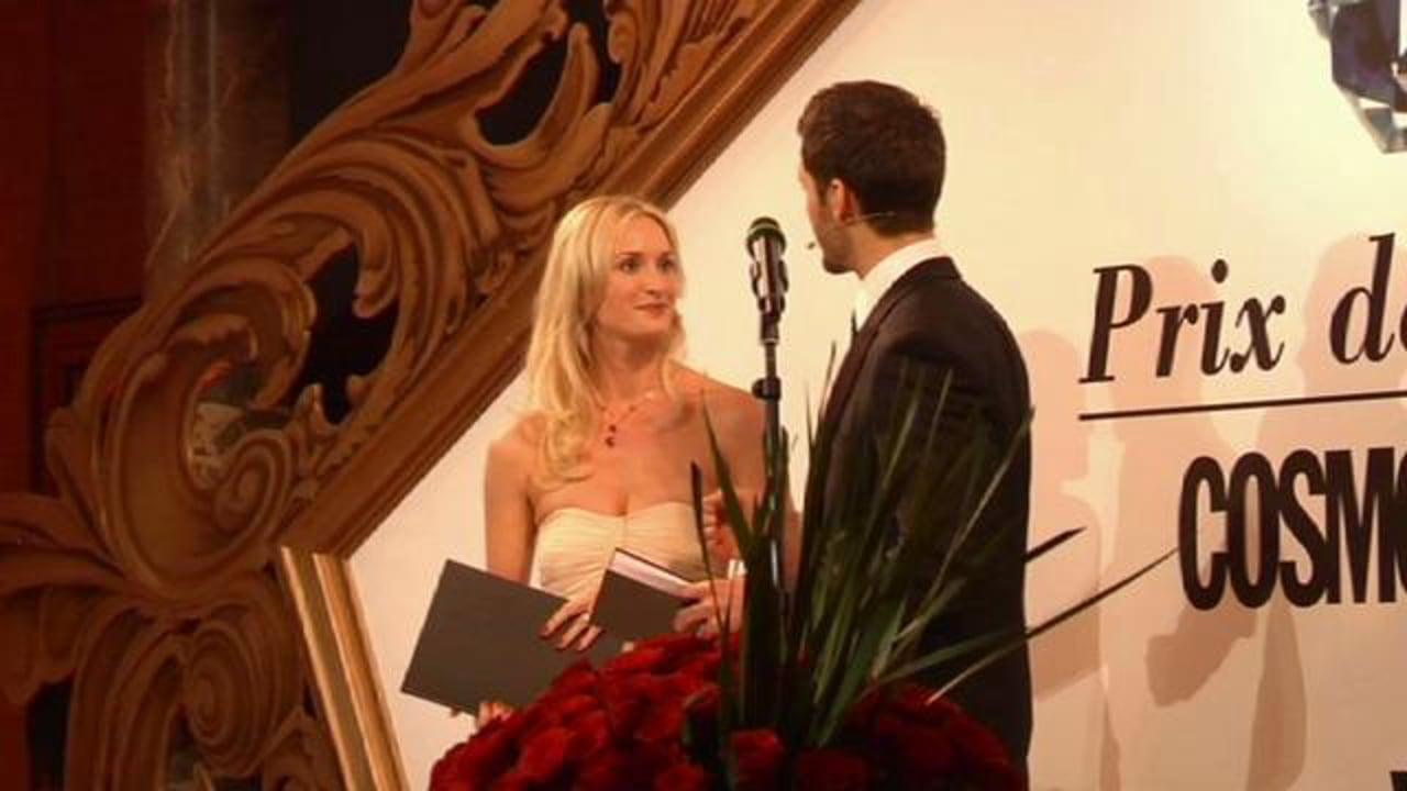 Prix de Beauté 2010 - Preisverleihung