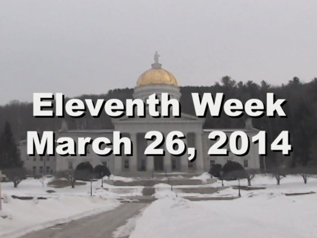 Under The Golden Dome 2014 Week 11